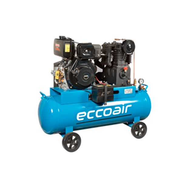 Поршневой компрессор Ecco D-0.53/1.0