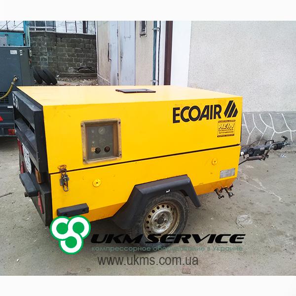 Дизельный компрессор Ecсoair E 31